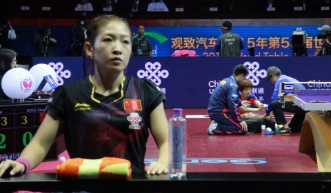 为什么刘诗雯和许昕/樊振东落选了里约奥运会单打?